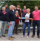Automobilclub Tuttlingen unterstützt die Metallklasse der Gotthilf-Vollert-Schule in Tuttlingen