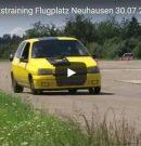 Video vom Fahrsicherheitstraining 2016