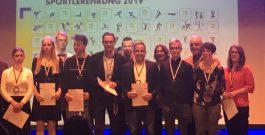 Sportler des Automobilclubs von der Stadt Tuttlingen ausgezeichnet