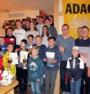 Weihnachtsfeier der Kartjugendgruppe Indykart