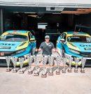 Halder-Motorsport sehr erfolgreich in der TCR spain