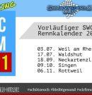 Achtung Änderung – Schwarzwaldcup / SHM Termine 2021