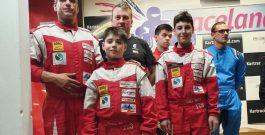 Indykartgruppe startet sehr erfolgreich in den Schwarzwaldcup 2021